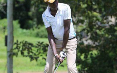 Emerging Golfers: Colin Ajidra